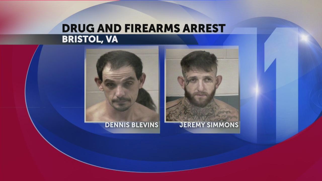 Drug and Firearms arrest_457297