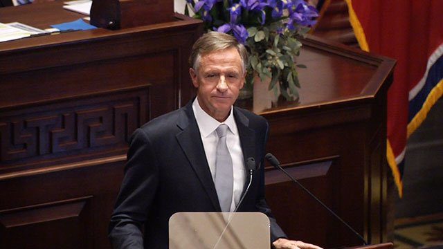 Governor Bill Haslam - State of the State 2018_481229-873703986