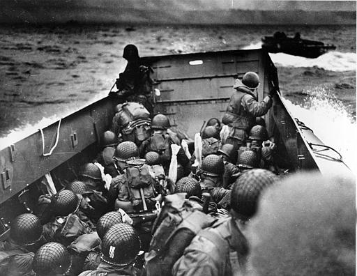 WWII D-DAY NORMANDY INVASION_164064