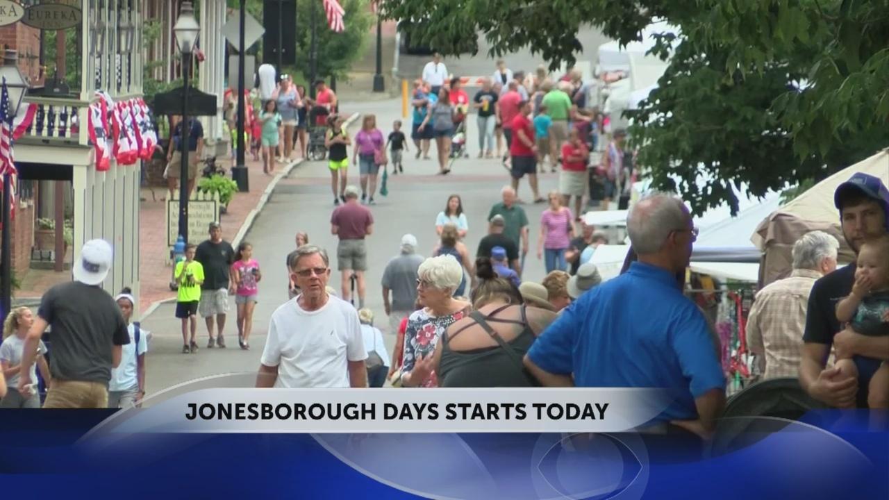 Jonesborough Days kicks off Friday