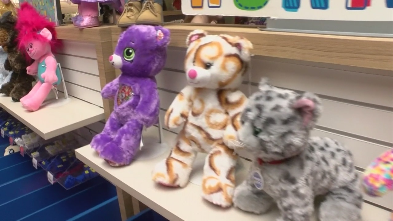 """Johnson City just one town out of dozens to participate in Build-A-Bear's """"Pay Your Age"""" day"""