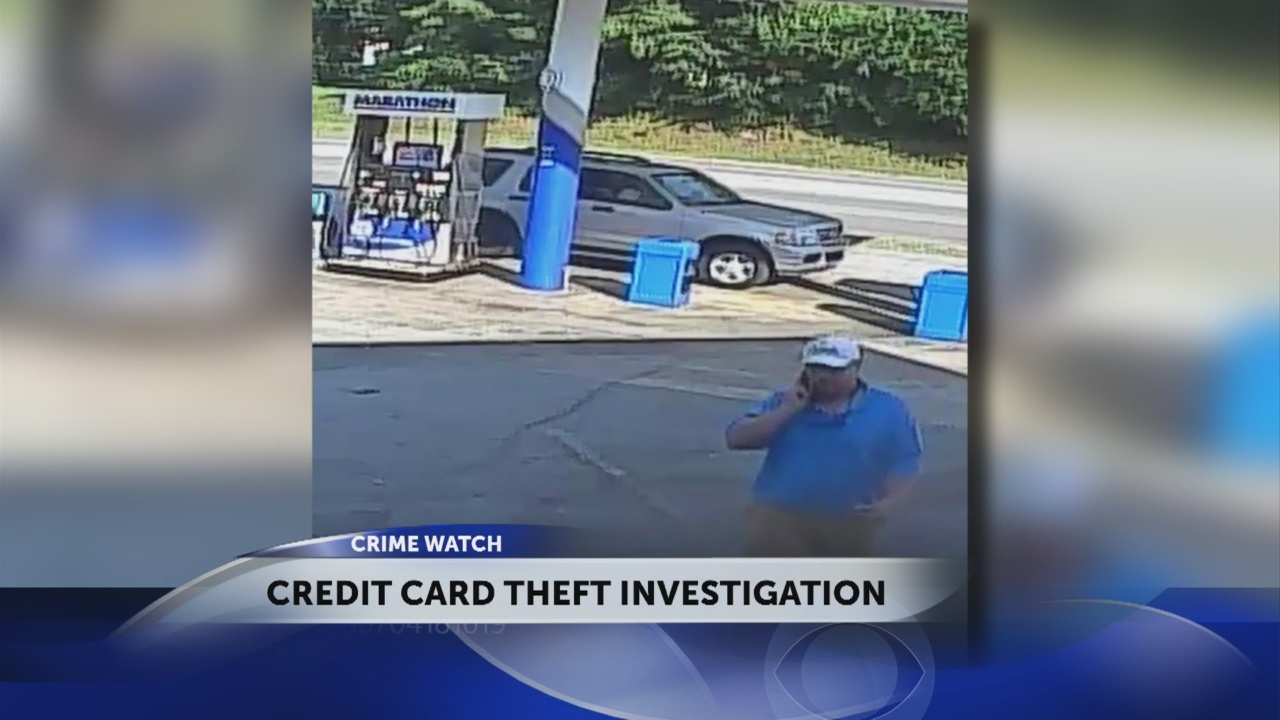 Washington County, Va. investigators looking to identify credit card theft suspect