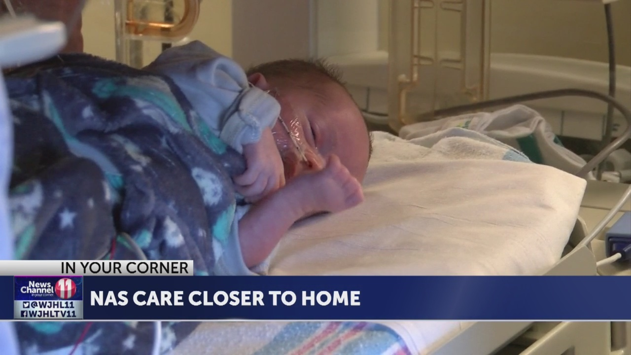 Ballad Health wants more NAS babies to receive care close to home