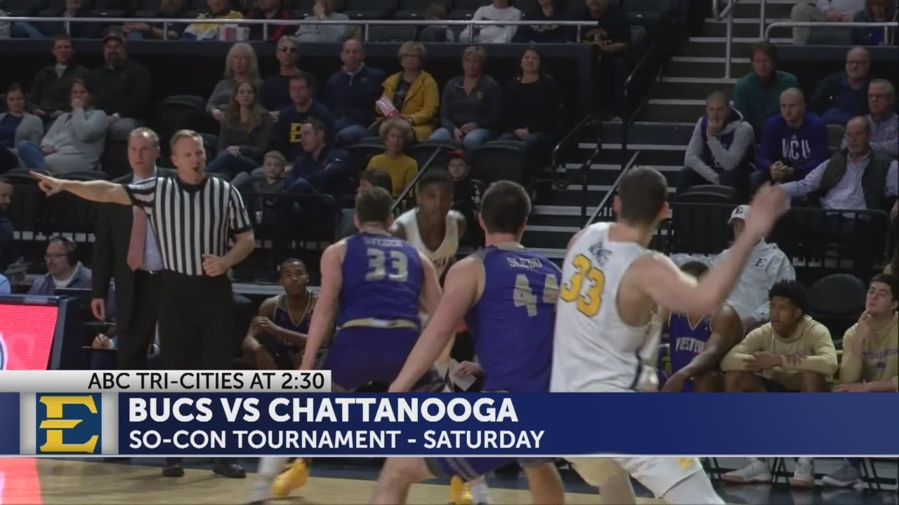 WATCH ON WJHL: ETSU vs. Chattanooga on ABC-Tri-Cities on Sat. at 2:30 pm