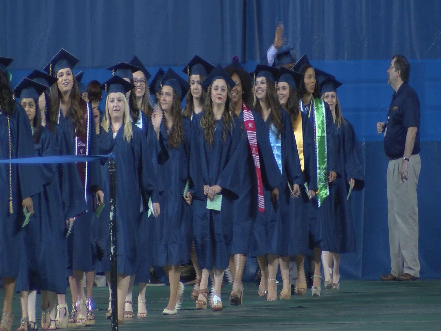 Etsu Graduation 2020.Etsu Confers More Than 1 000 Degrees At Fall Commencement