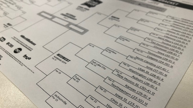 Columbus man has the last perfect NCAA bracket and the best