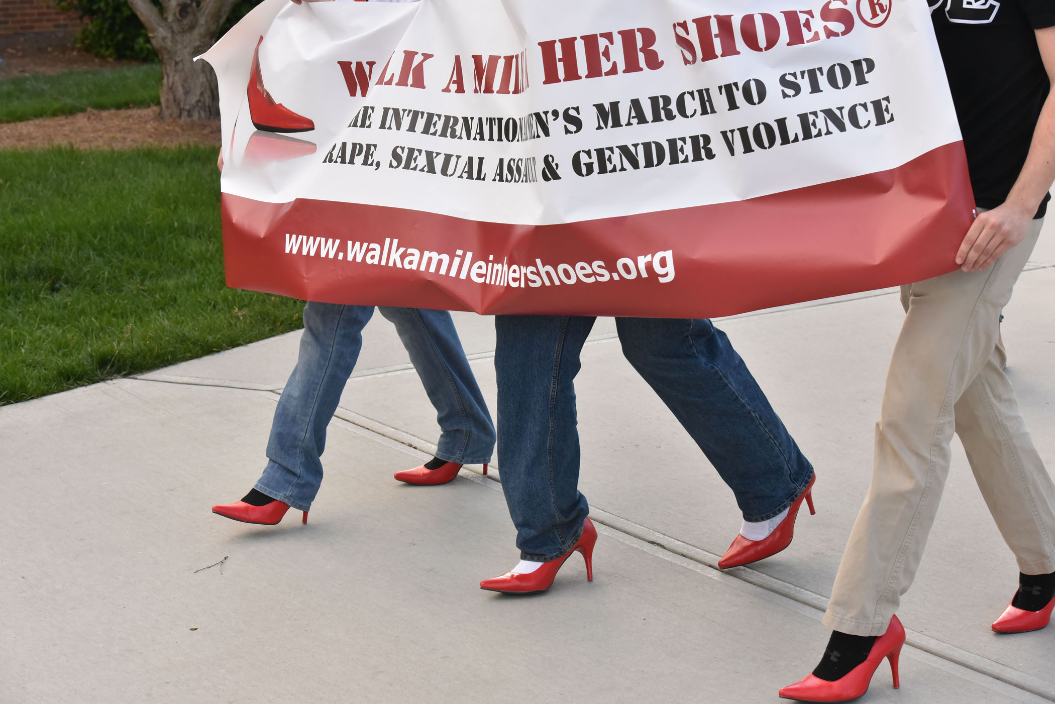 Walk a mile in her shoes_308913