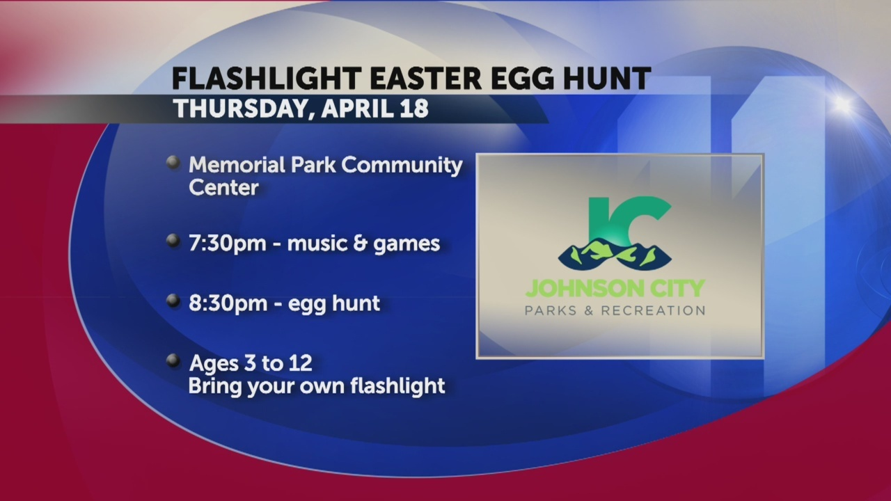 Johnson City Parks and Recreation announces April events