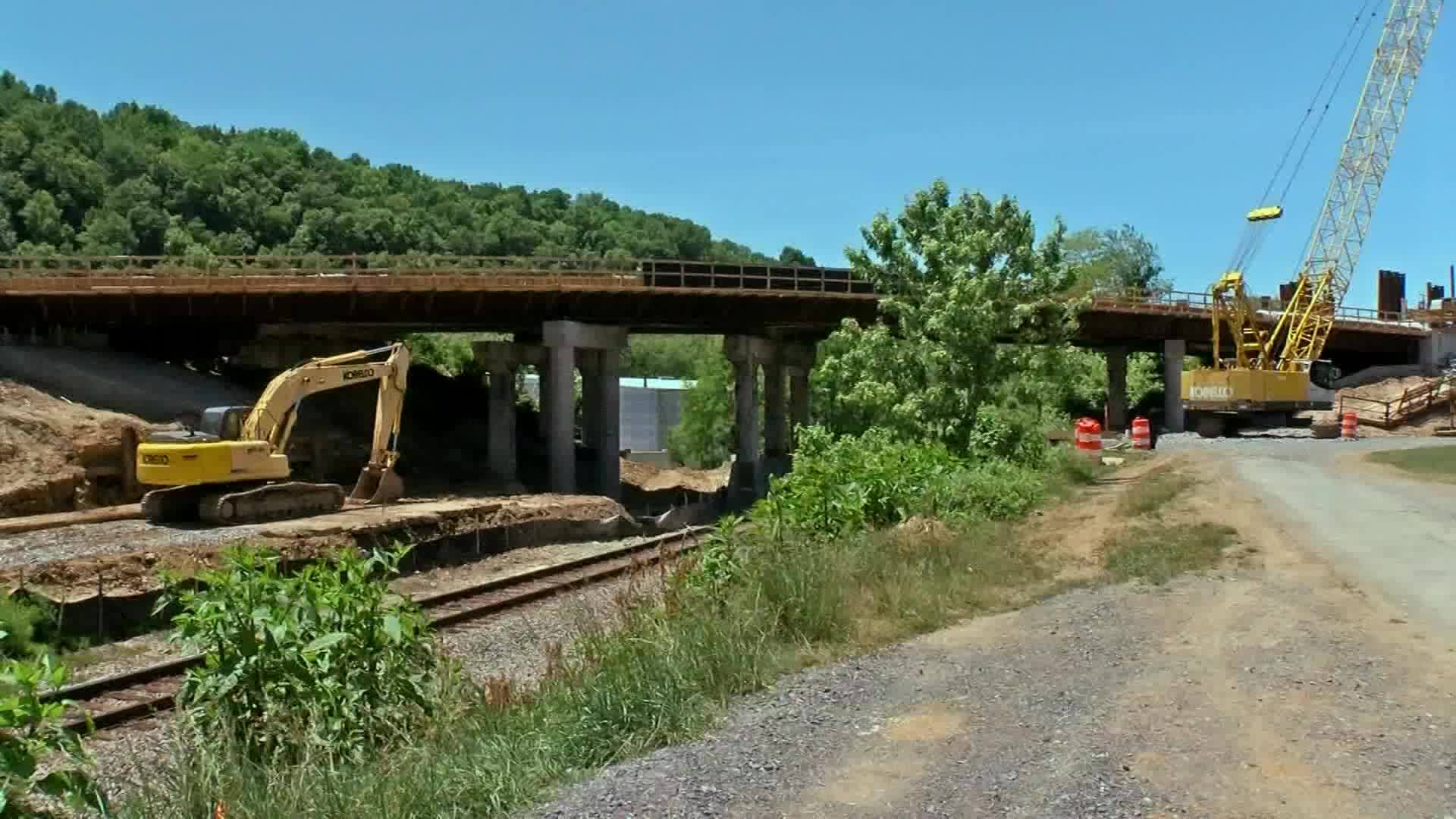 TDOT unsafe bridges