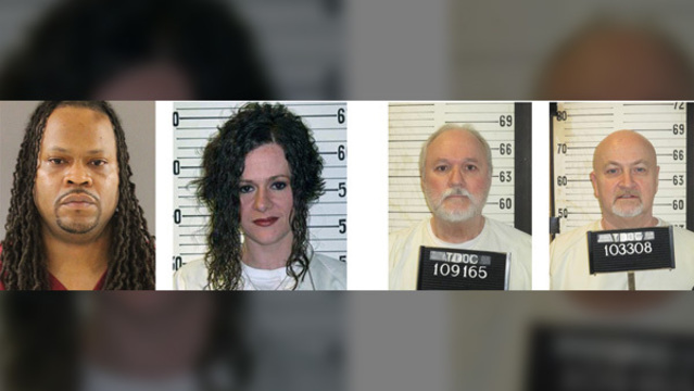 57 inmates wait on Tennessee's death row, 4 from Knox County