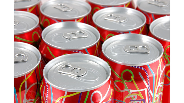 Red Soda Cans Background_1556798893021