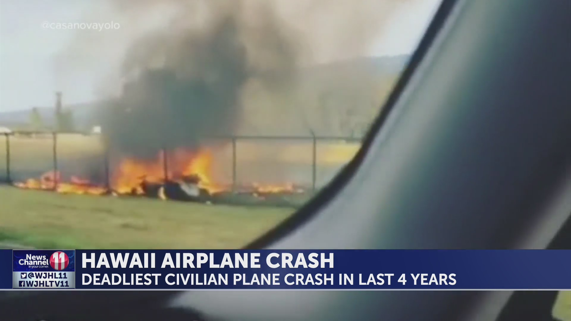 Deadly Hawaii plane crash