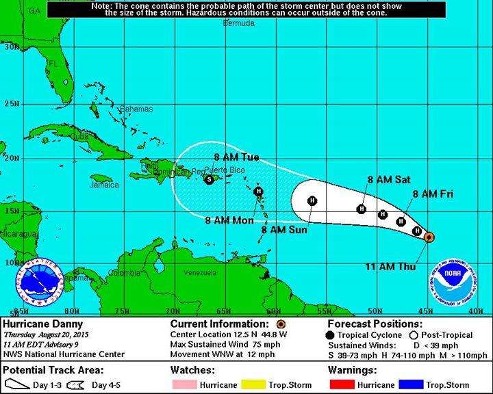 hurricane danny_48358