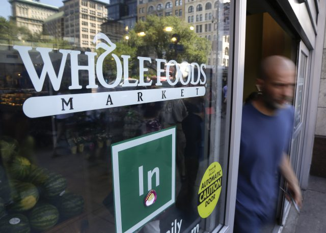 FILE PHOTO Whole Foods Photo by Julie Jacobson, AP Photo_205243