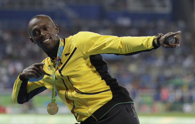 APTOPIX Rio Olympics Athletics_206665