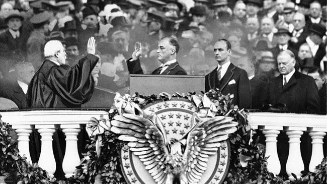 Franklin D. Roosevelt, Charles E. Hughes, Herbert Hoover, James Roosevelt_264763