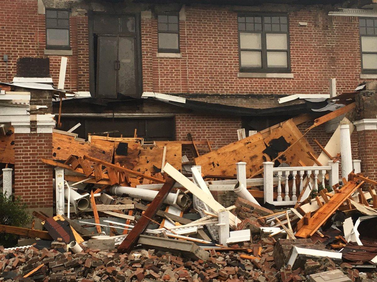 Damage at William Carey University_244625