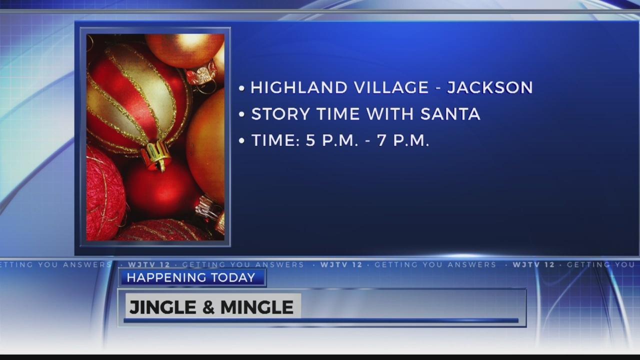Highland Village to Host Jingle and Mingle