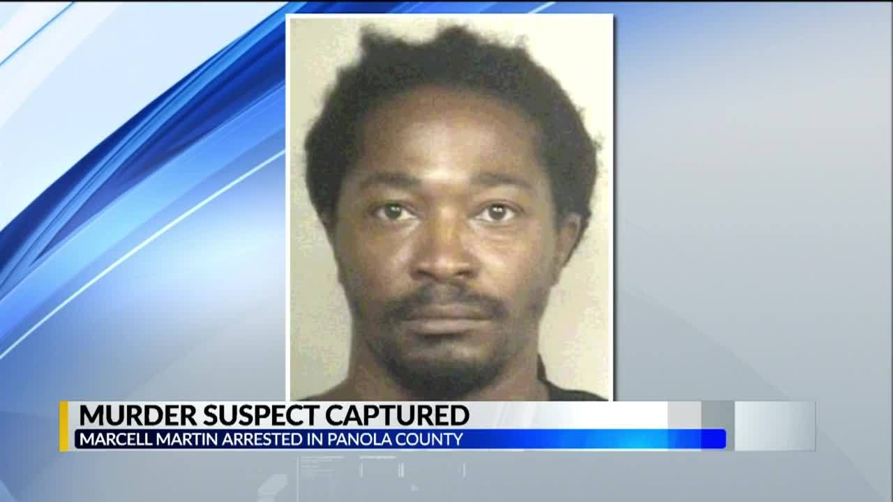 Jackson murder suspect now in custody