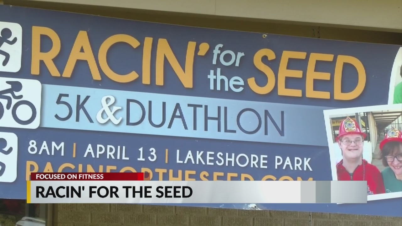 Racin' for the Seed Coming Up Saturday