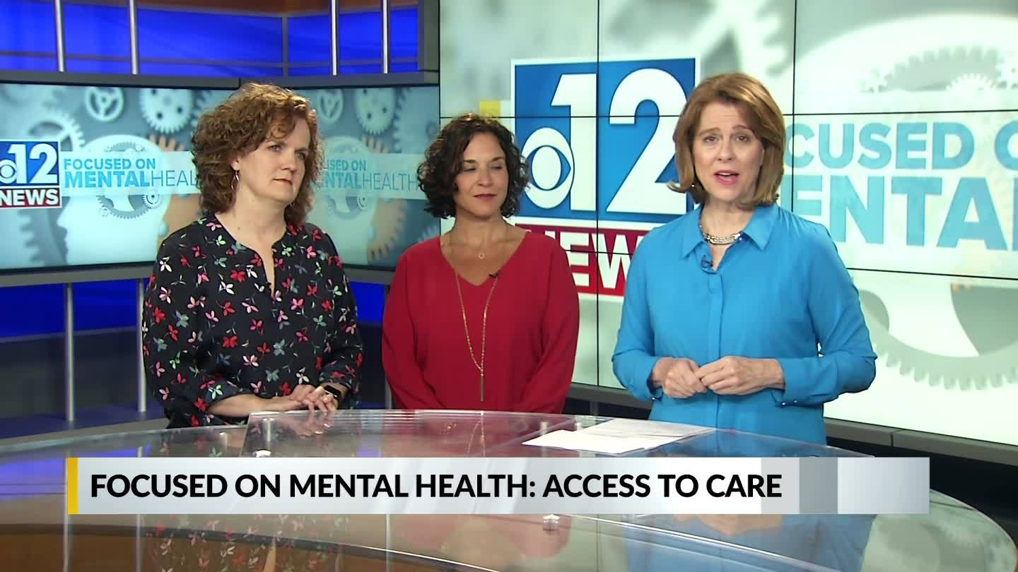 Focused on Mental Health: Access to Care