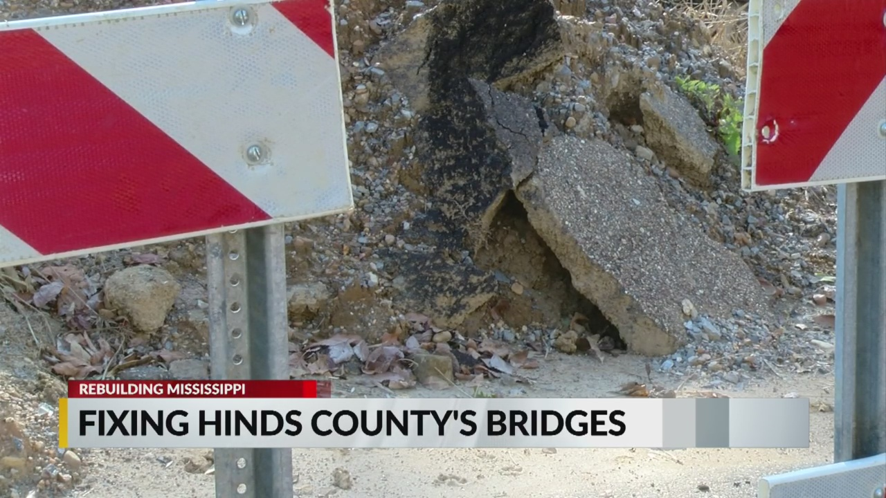 Fixing Hinds County bridges
