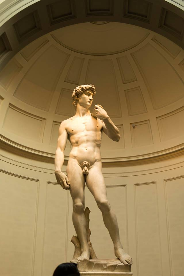 David Sculpture by Michaelangelo