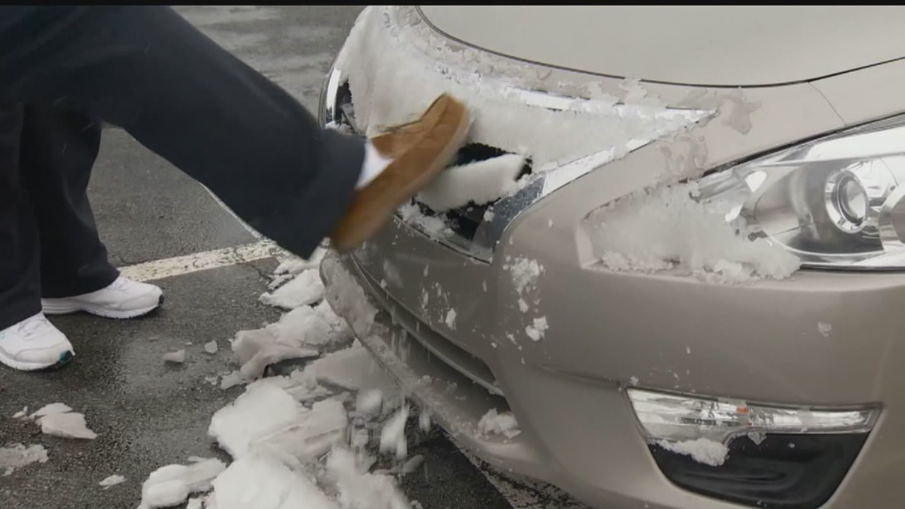 Pa. Turnpike issues winter weather travel advisory