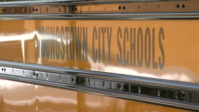 Youngstown City Schools bus_135289