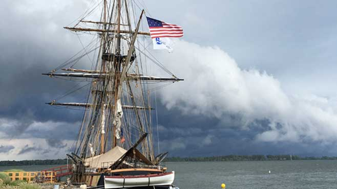 Tall Ships Festival in Erie, PA_254436