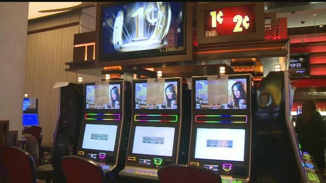 Casino tax revenue