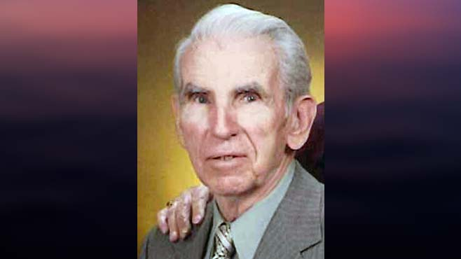 Charles W. Hottenroth, Cortland, Ohio – obit