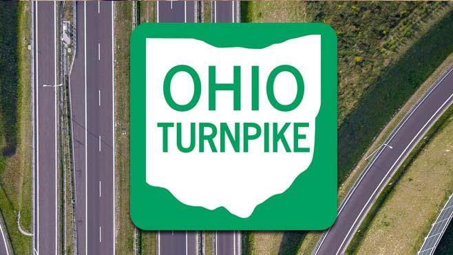 Crash backs up traffic eastbound on Ohio Turnpike at PA line