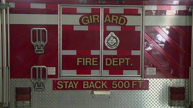 Girard Fire Department getting federal money to add