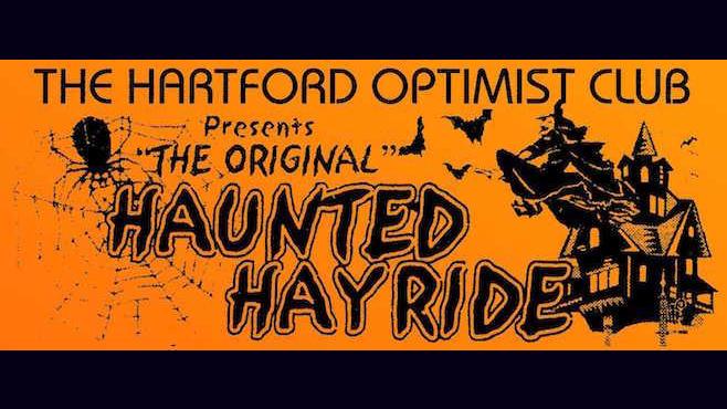 Hartford Optimist Club 'the Original' haunted hayride_262602