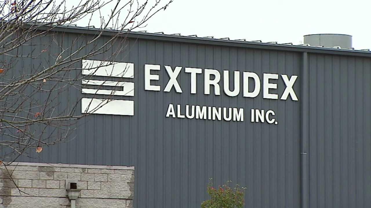 Extrudex Aluminum, North Jackson