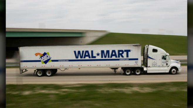 Walmart is hiring 900 truck drivers, raises salary to almost