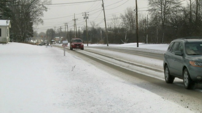 Youngstown snowy roads_204080