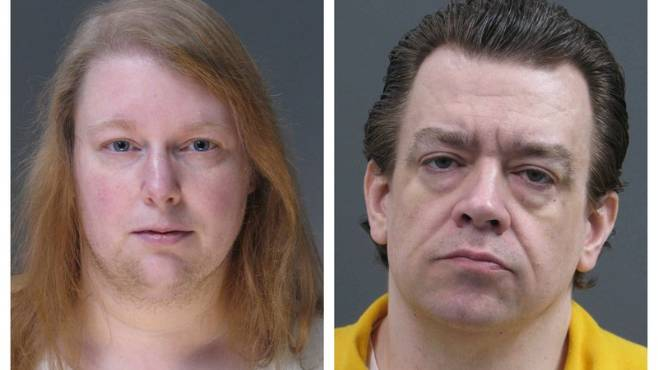 Sara Packer and Jacob Sullivan, undated photos