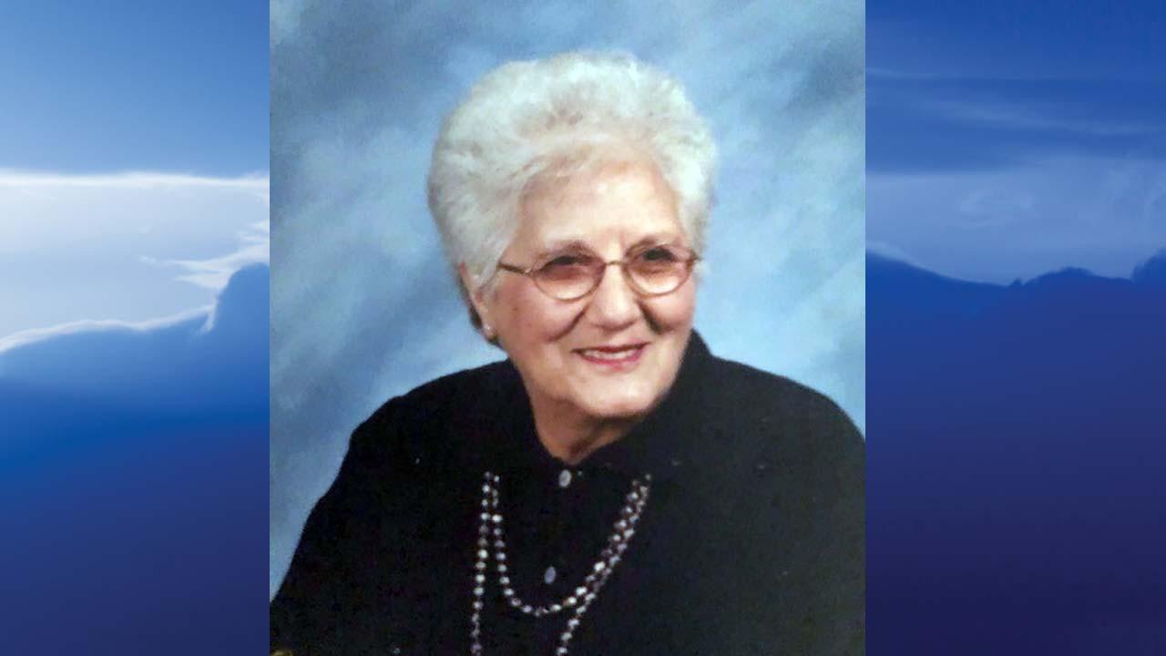 Bettie M. (Sciortino) DeFiore, Youngstown, Ohio - obit