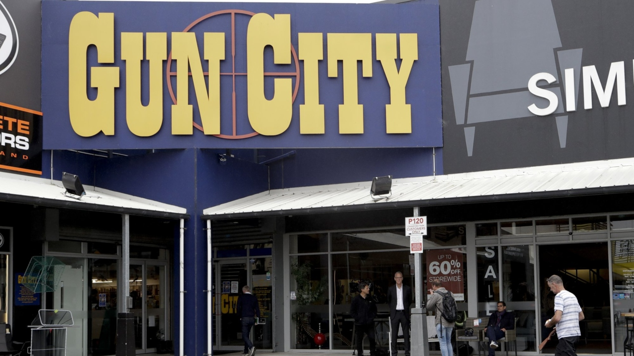 New Zealand gun ownership