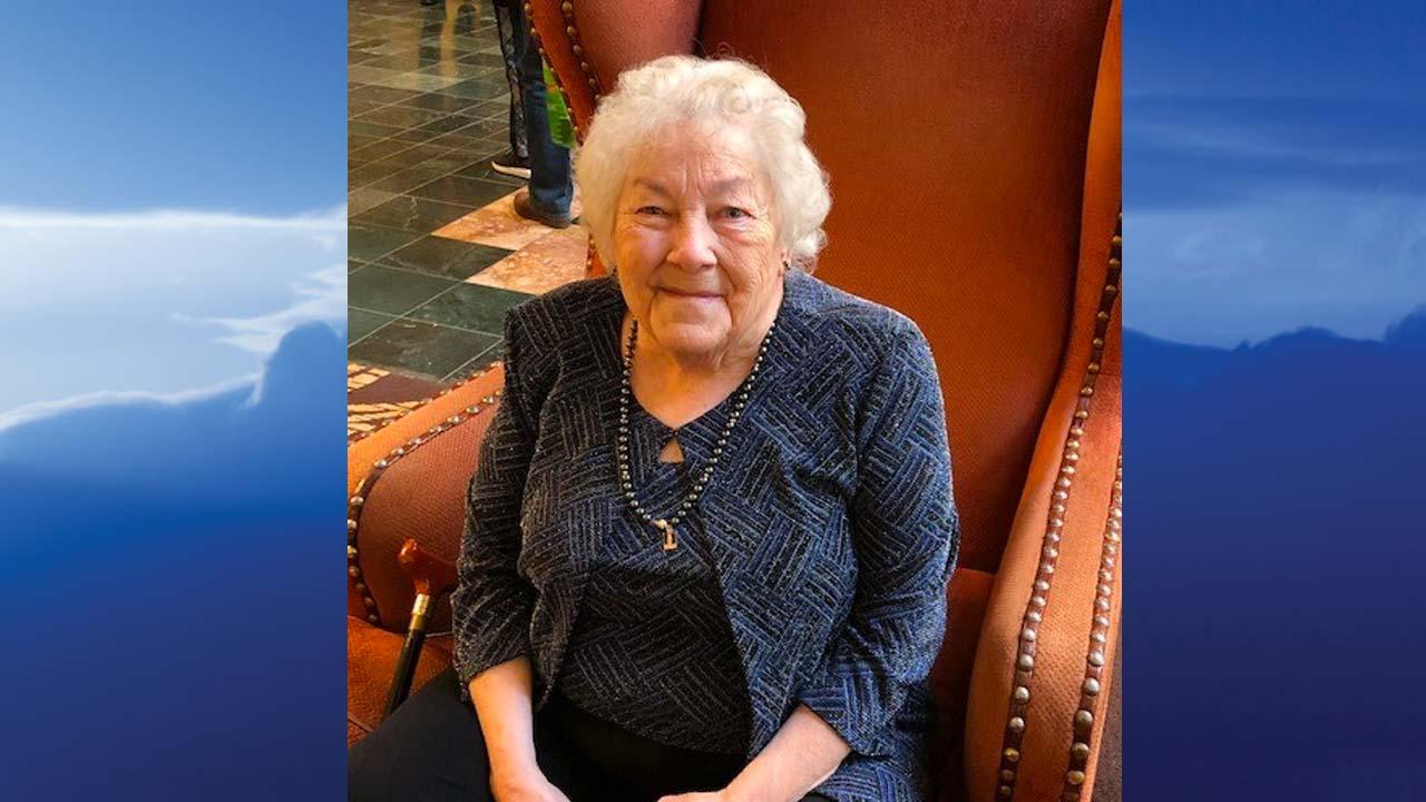 Agnes Aurelia (Fink) Roelen, Salem, Ohio - obit