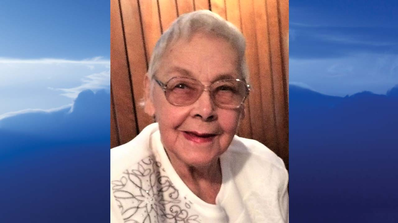Betty Jane (Boston) Burdette, Brookfield, Ohio - obit