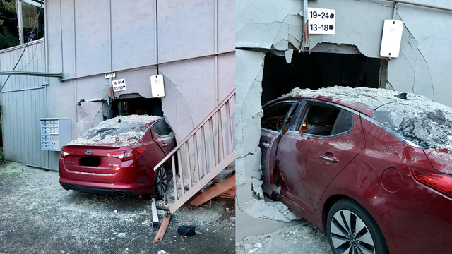 car crashed into building_1554561507471.jpg_80907241_ver1.0_640_360_1554571555854.jpg.jpg