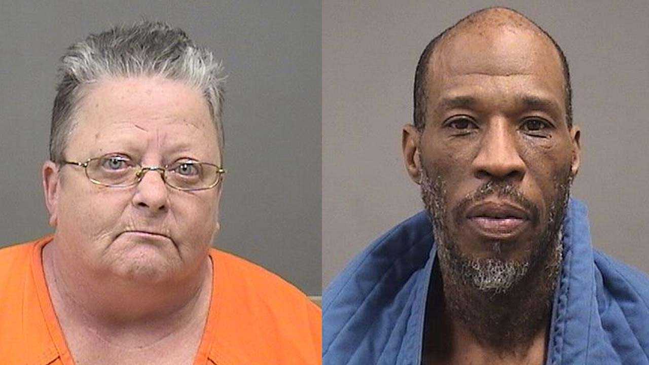 Donna Ross and Robert Perry, Youngstown Family Dollar robbery suspects