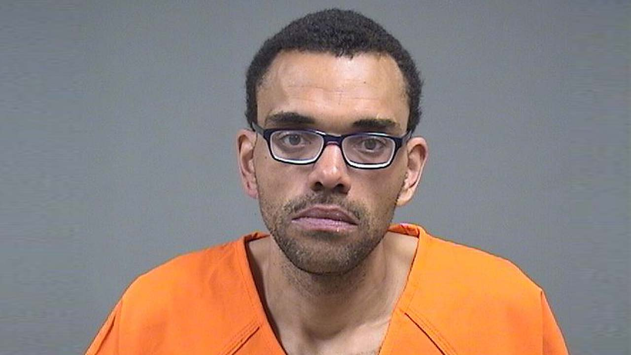 James Allen, charged with soliciting in Boardman.