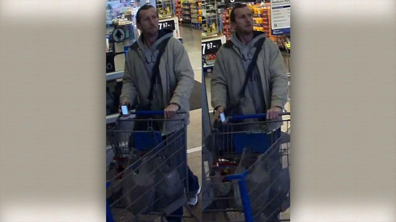 Liberty Walmart Robbery Suspect