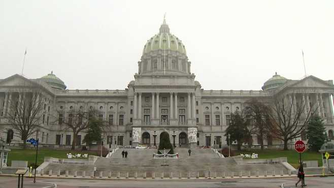 Pennsylvania state house