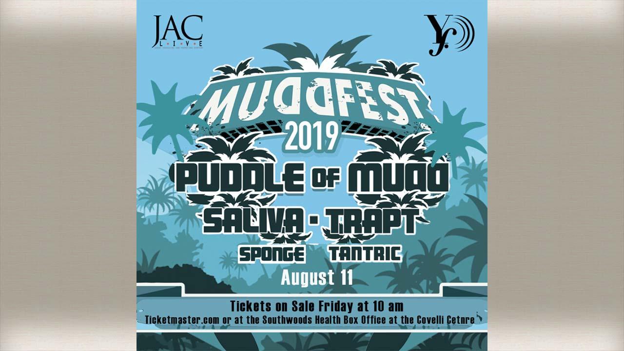 Muddfest promo