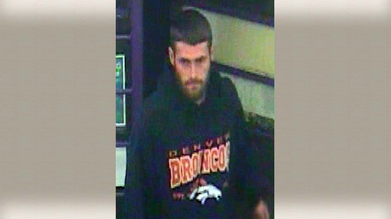 Suspect in Adult Toy and Gift robbery, Youngstown